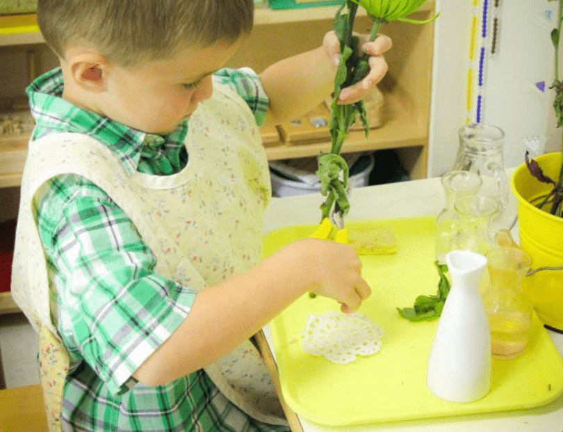 Clearing The Air About The Montessori Method